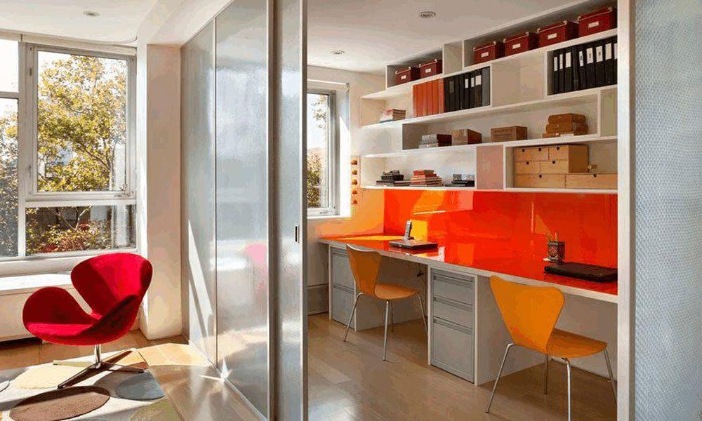 minimalist çalışma odası modeli5