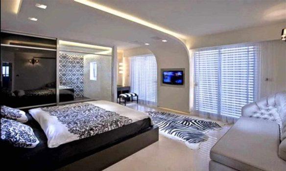 yatak odası tavan