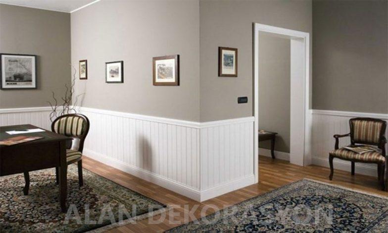 Salon ve oturma odası boya badana işleri