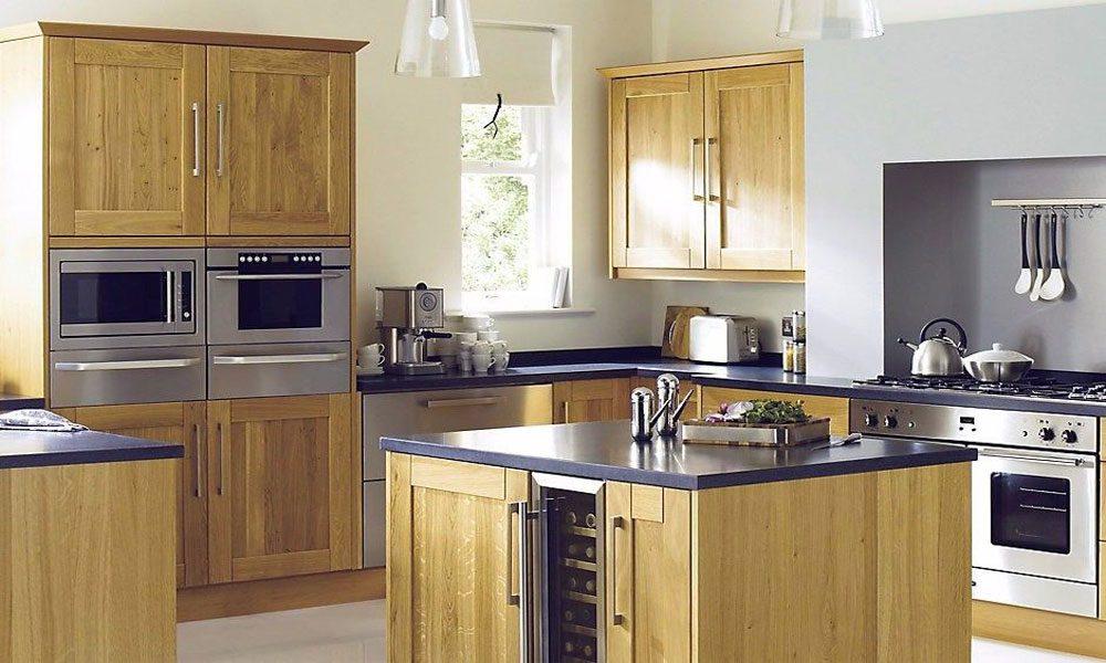 ahşap mutfak dekorasyon örneği2