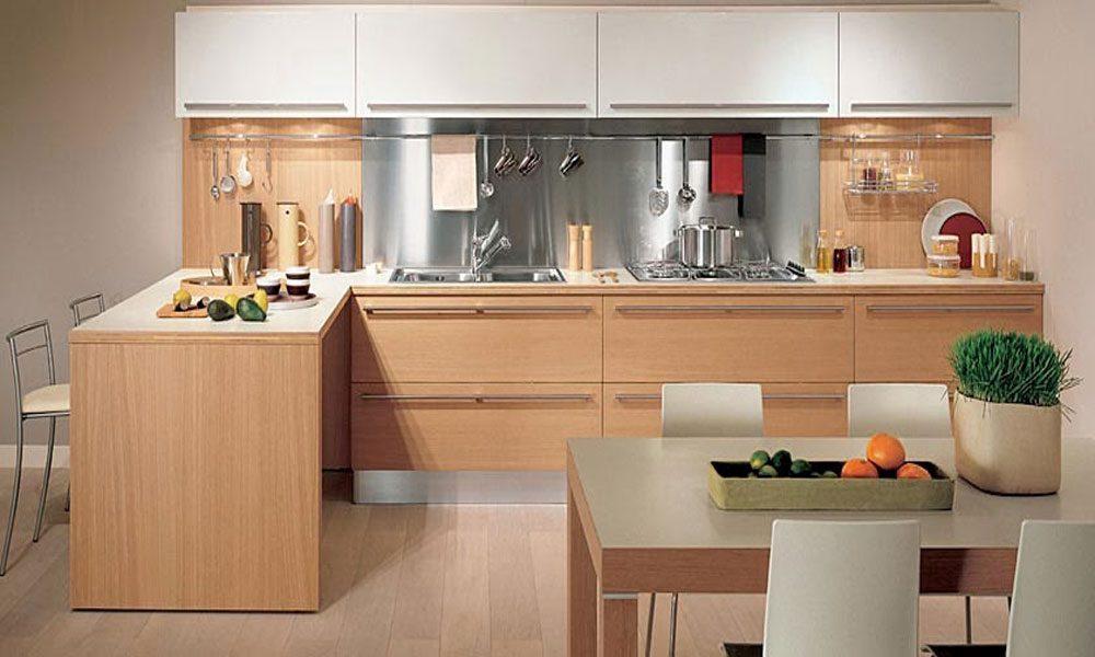 ahşap mutfak dekorasyon örneği5