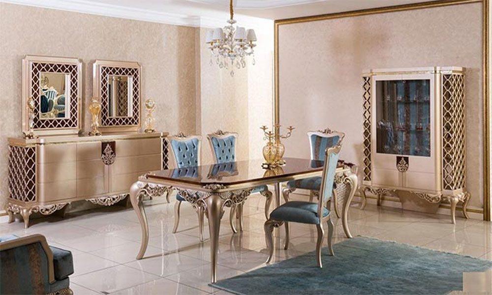 yemek odası dekorasyon örneği2
