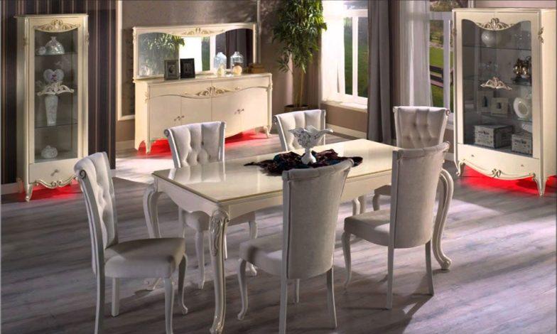 yemek odası dizaynı