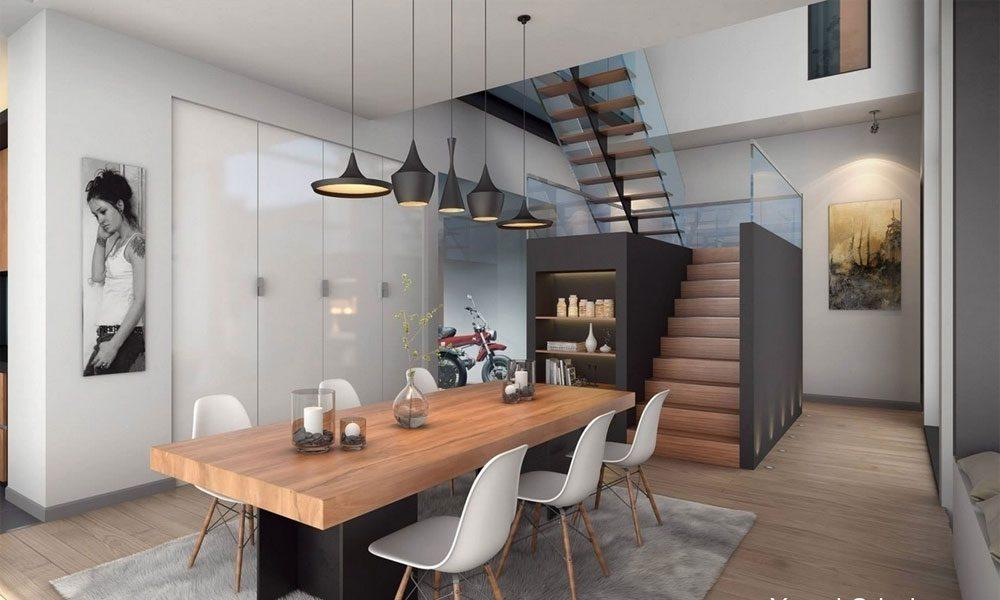 yemek odası dizayn örneği12