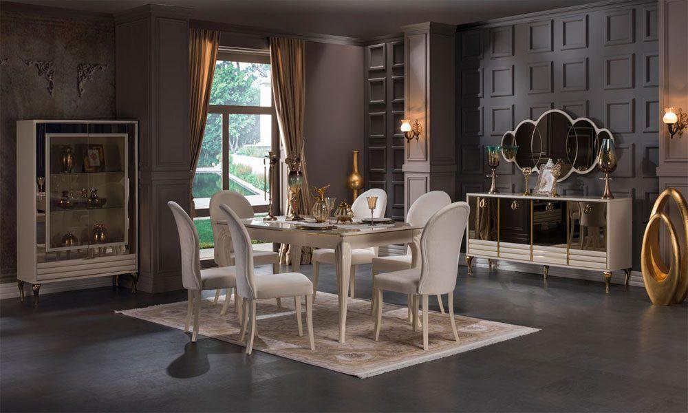 yemek odası dizayn örneği5