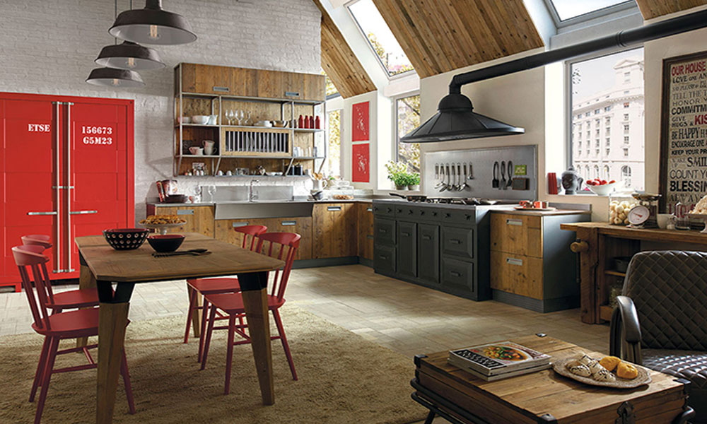 endüstriyel mutfaklar