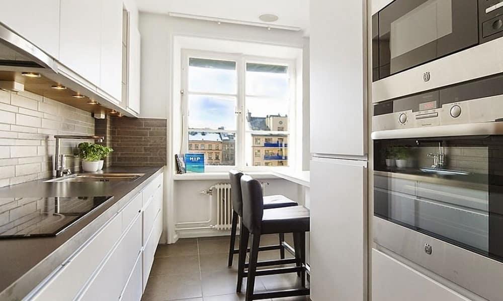 küçük mutfak dekorasyon örneği5