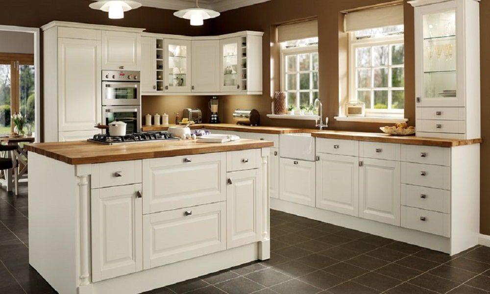 modern ahşap mutfak modeli1
