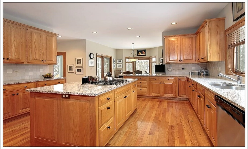 modern ahşap mutfak modeli14
