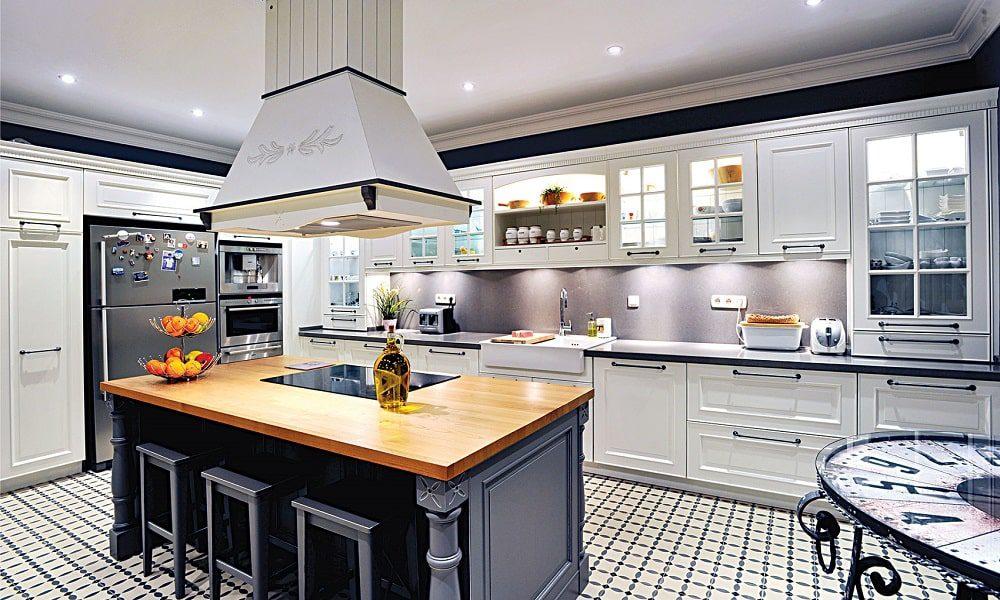 modern ahşap mutfak modeli24