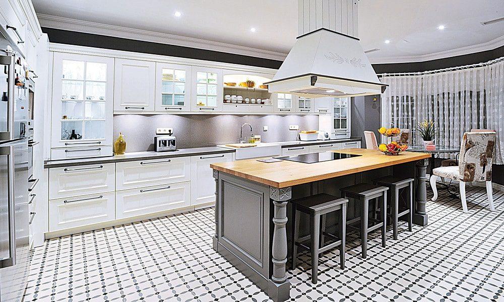 modern ahşap mutfak modelist25