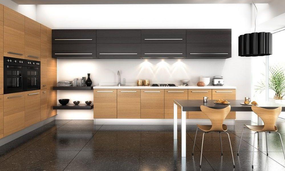 modern ahşap mutfak modelist29