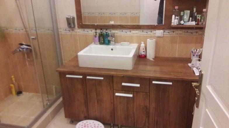 Banyo dolabı imalat