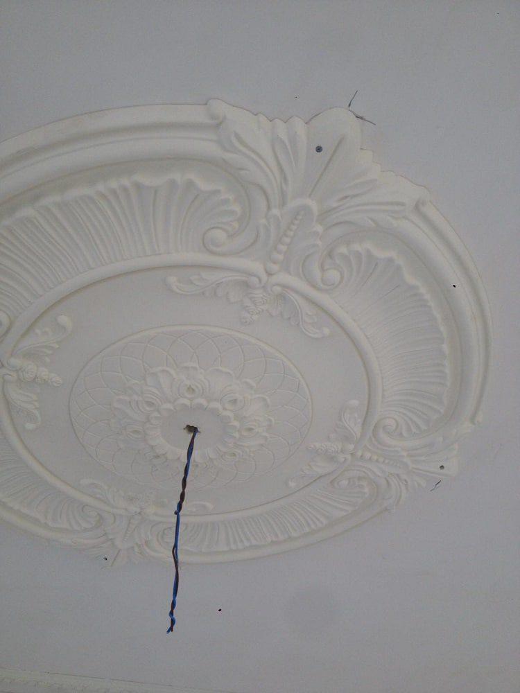 Tavan süsleme ve dekorasyon işimiz 3