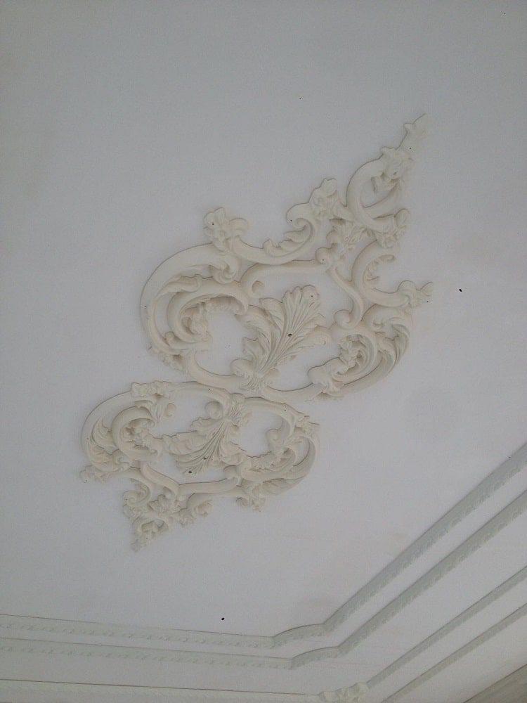 Tavan süsleme ve dekorasyon işimiz 8