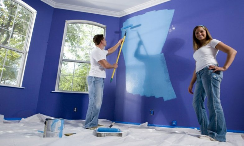 Boyanın yerden temizlenmesi