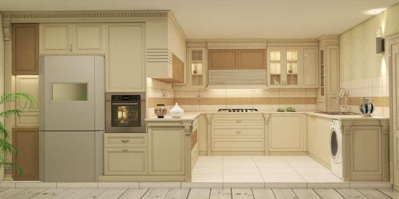 Mutfak dolabı çizimleri 2
