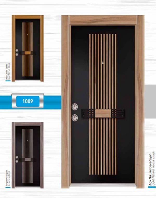 Çelik kapı modeli 10