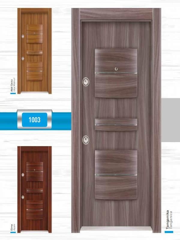 Çelik kapı modeli 3