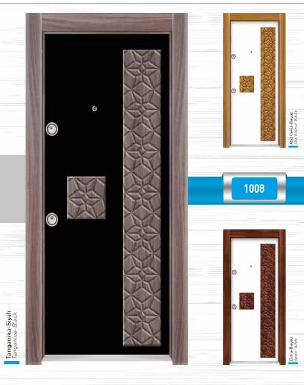 Çelik kapı modeli 8