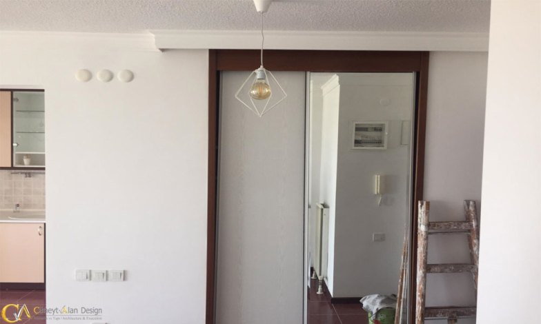 Bilkent'te Ev Yenileme İşimize Devam Ediyoruz6