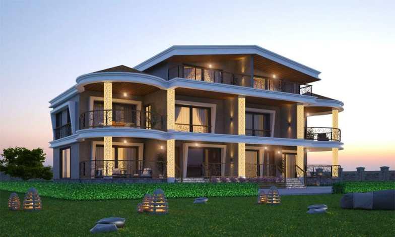 Tripleks Villa Modeli 3