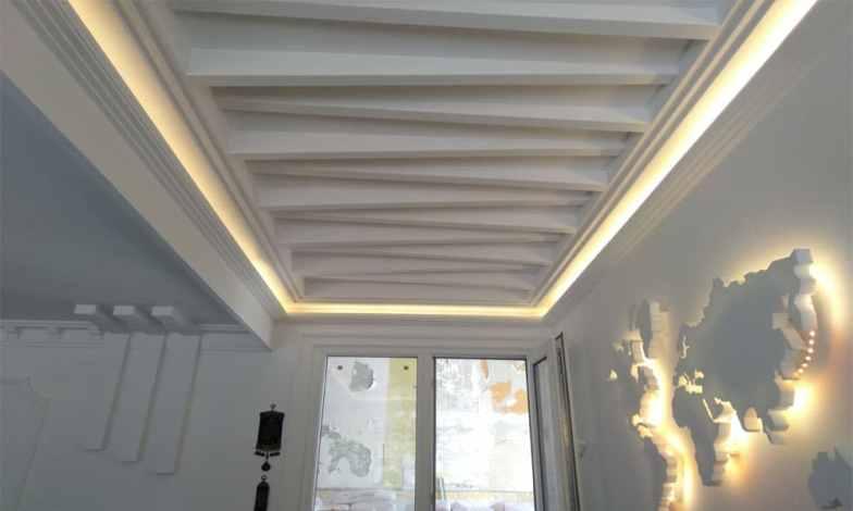 Farklı tavan dekorasyon5