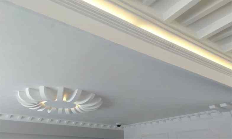 Farklı tavan dekorasyon6
