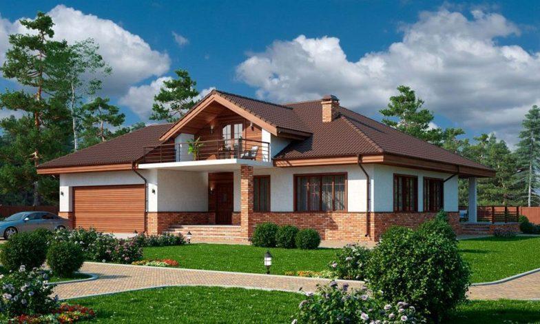 Tek katlı müstakil ev projeleri 11