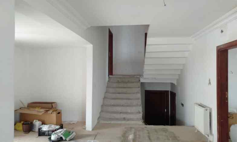 Ahşap merdiven kaplama3