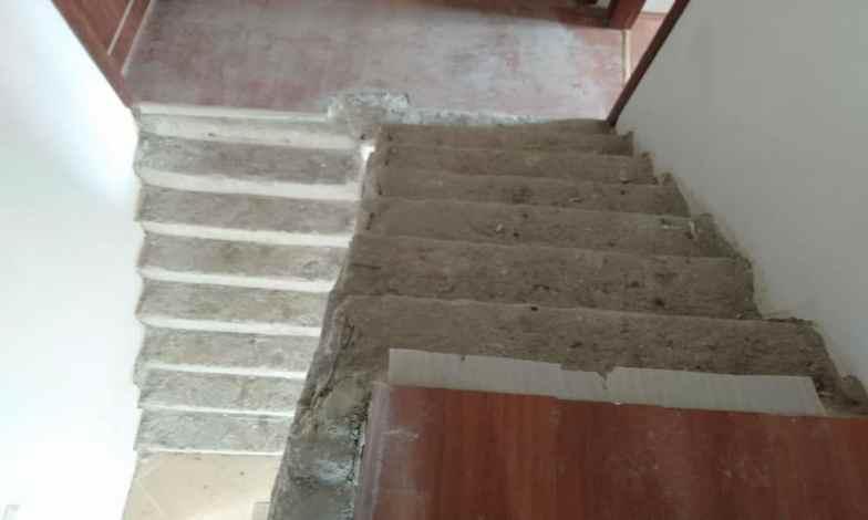 Ahşap merdiven kaplama4