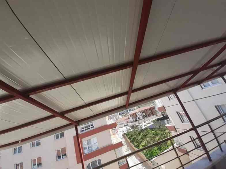 25 m2 terası 2 günde bitirdik2