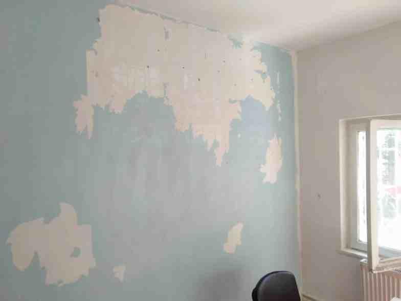 Harabe bir evi boyamak6