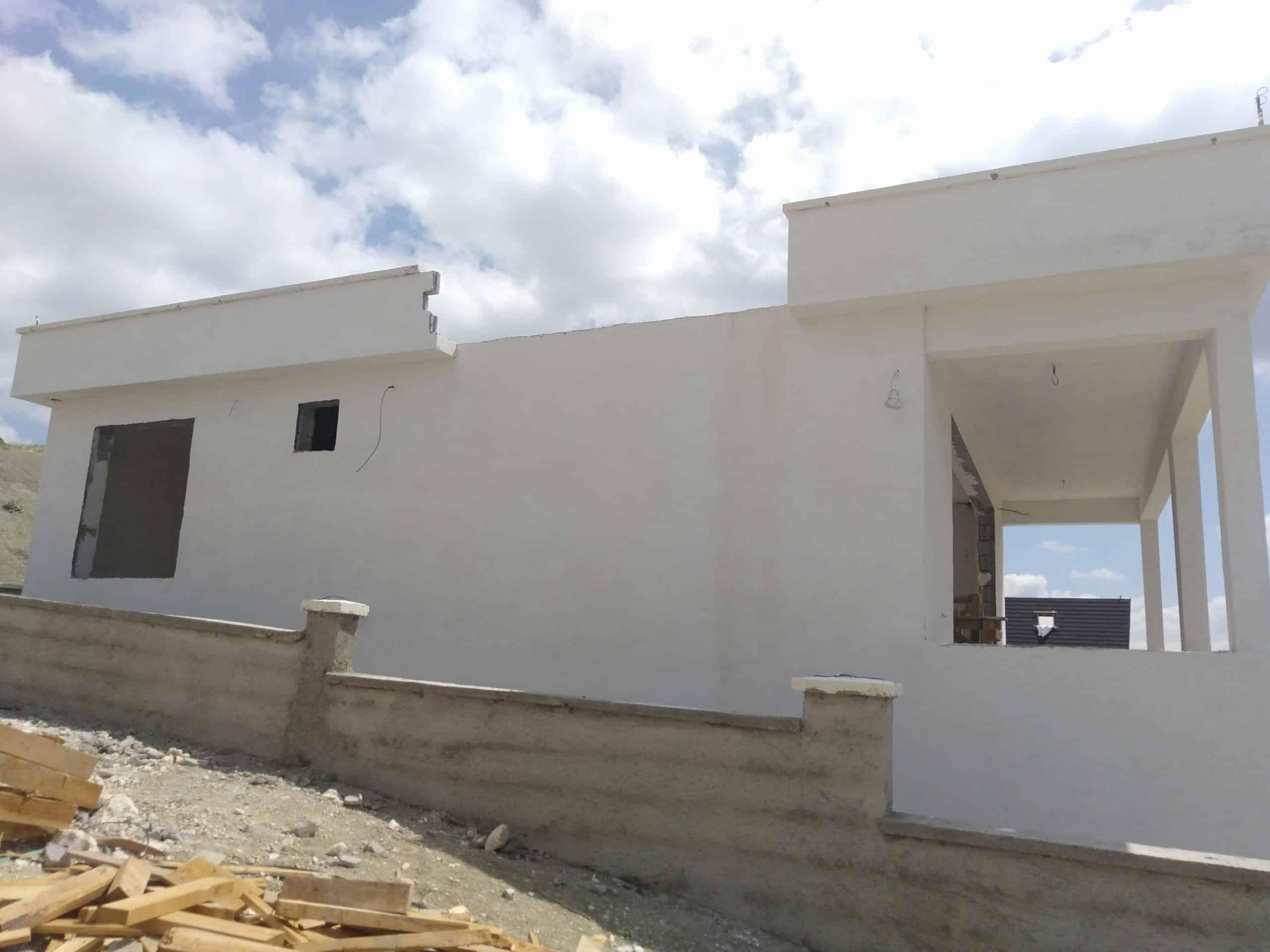 Temelden çatıya betonarme ev yaptırmak8