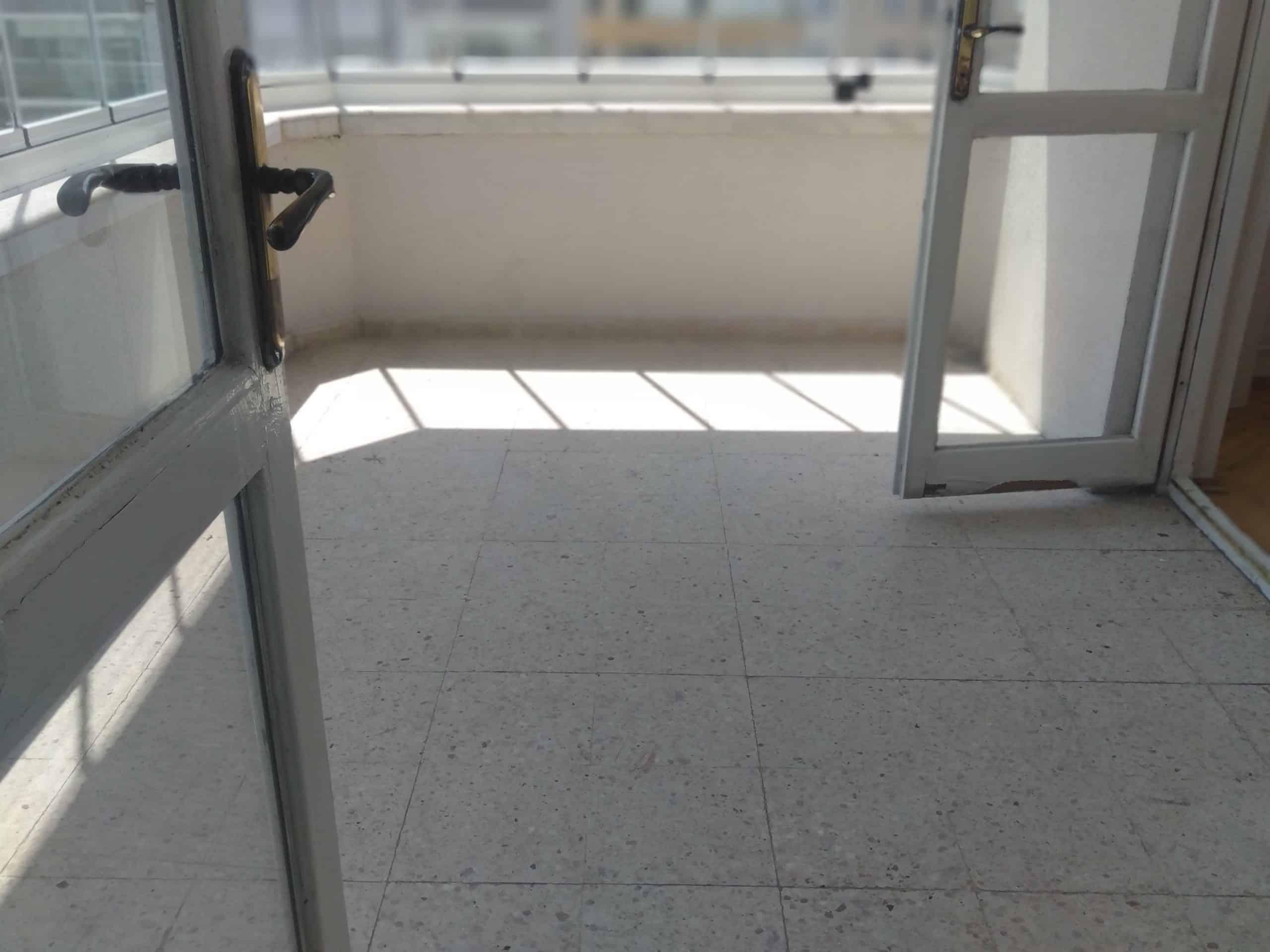 Mutfak balkonunu mutfağa katmak4