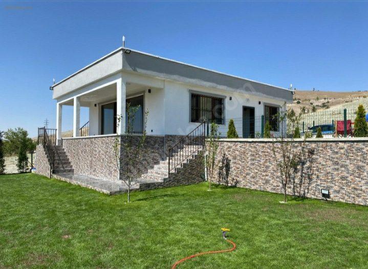 Hobi Bahçesi bağ evi betonarme23
