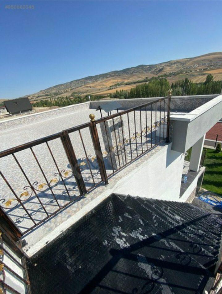 Hobi Bahçesi bağ evi betonarme14