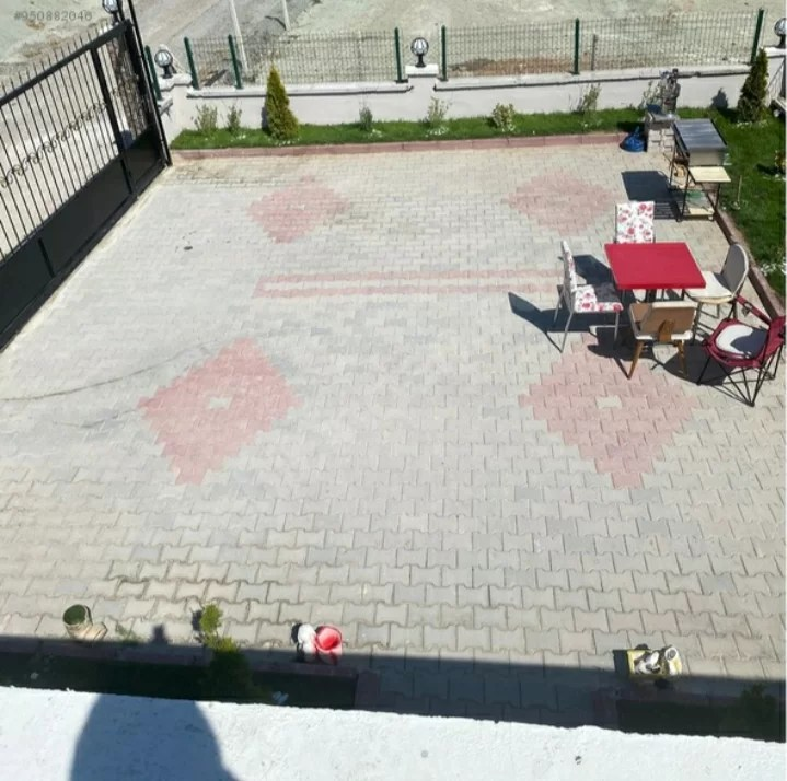 Hobi Bahçesi bağ evi betonarme13