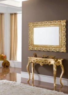 Рама для зеркала (37 фото): кованая рамка для зеркальца ...