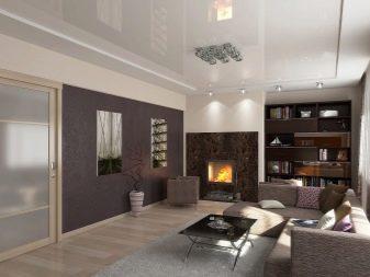 Какой натяжной потолок лучше - матовый или глянцевый? 48 ...