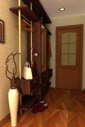 Дизайн коридоров в «хрущевках» (55 фото): интерьер ...