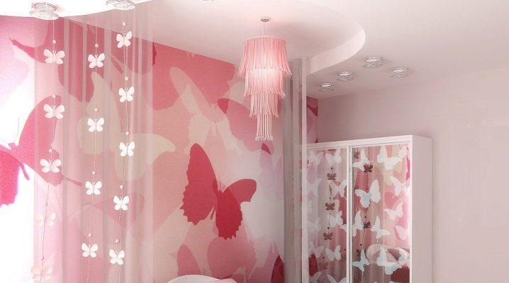дизайн детских комнат для девочек фото 1
