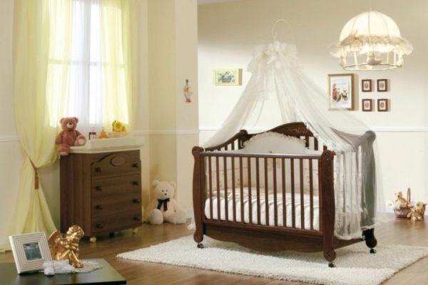 Кроватка-качалка для новорожденных (31 фото): детская ...