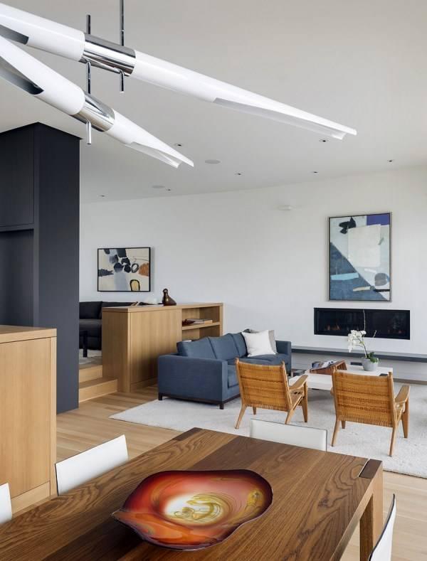 Interior design in neutral colors