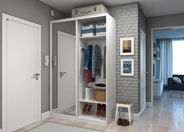 Вместительный шкаф в прихожую – идеи дизайна с 25 фото