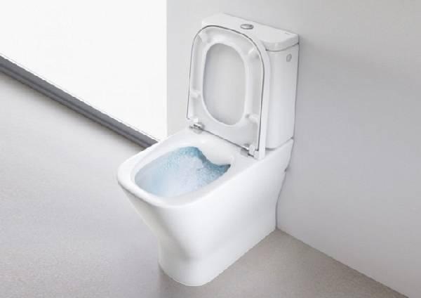 Duvara asılı çerçevesiz tuvalet, fotoğraf 21