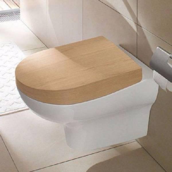 Duvara asılı çerçevesiz tuvalet, fotoğraf 9