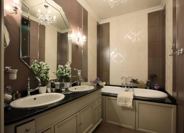 klasik tarzda banyo aplikleri, fotoğraf 25