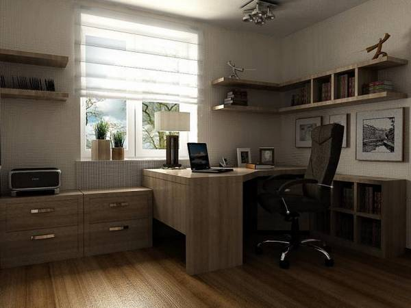 дизайн кабинета 6