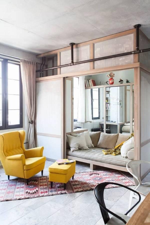 oturma odasında dolaplar fotoğrafı, fotoğraf 7